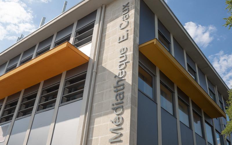 Médiathèque de Saint-Nazaire : vers un retour à la normale dès le 16 juin