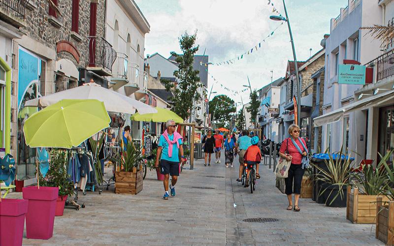Pornichet : la ville lance une campagne de soutien à l'économie locale