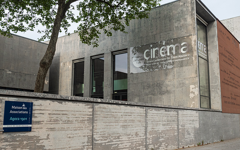 Saint-Nazaire : hommage à Michel Piccoli pour la réouverture du cinéma Jacques Tati