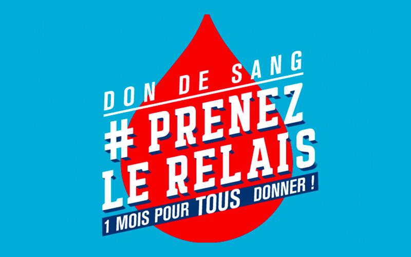 Opération Prenez Le Relai : où donner son sang à Saint-Nazaire et aux alentours