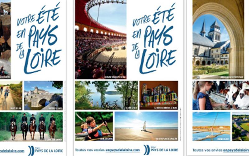 Région : une grande campagne d'affichage pour attirer les touristes