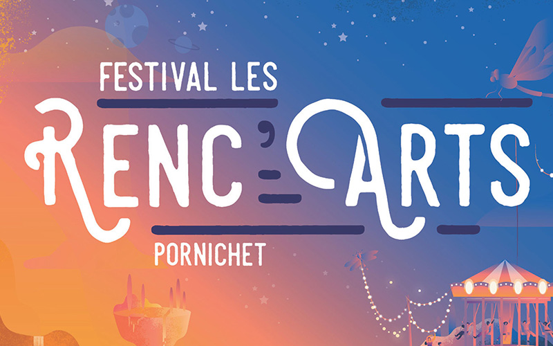 Pornichet : 2020, une année collector pour le festival Les Renc'Arts