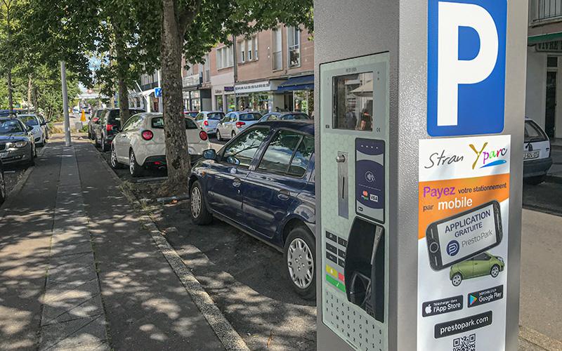 Saint-Nazaire : des horodateurs flambant neufs pour le retour des parkings payants