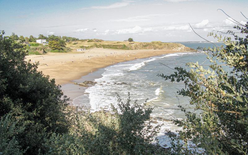 Saint-Nazaire : la plage de la Courance à nouveau ouverte au public