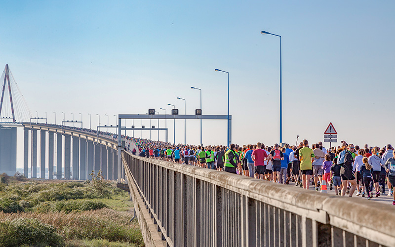 Saint-Nazaire : les Foulées du Pont 2020 sont annulées