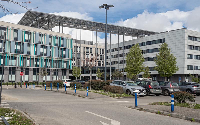 Saint-Nazaire : extension du drive piéton de test COVID-19