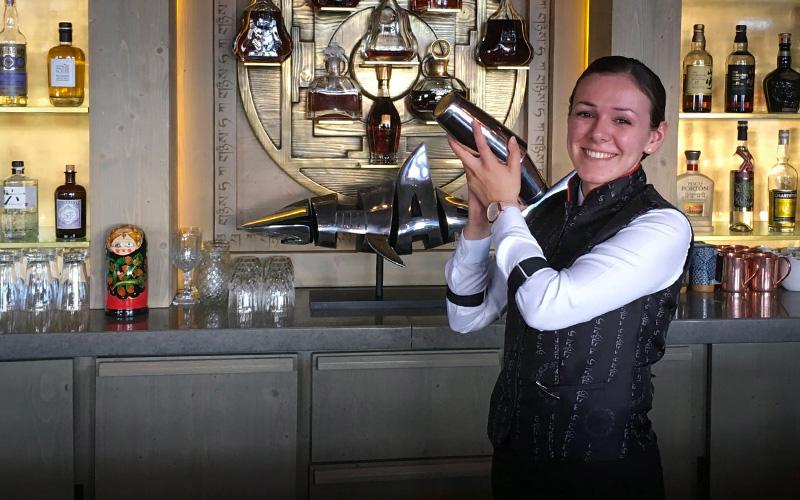 Instant Cocktail : un nouveau service de bar et cocktails à domicile