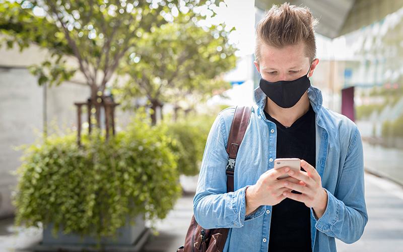 Saint-Nazaire : les rues où le masque est obligatoire dès lundi