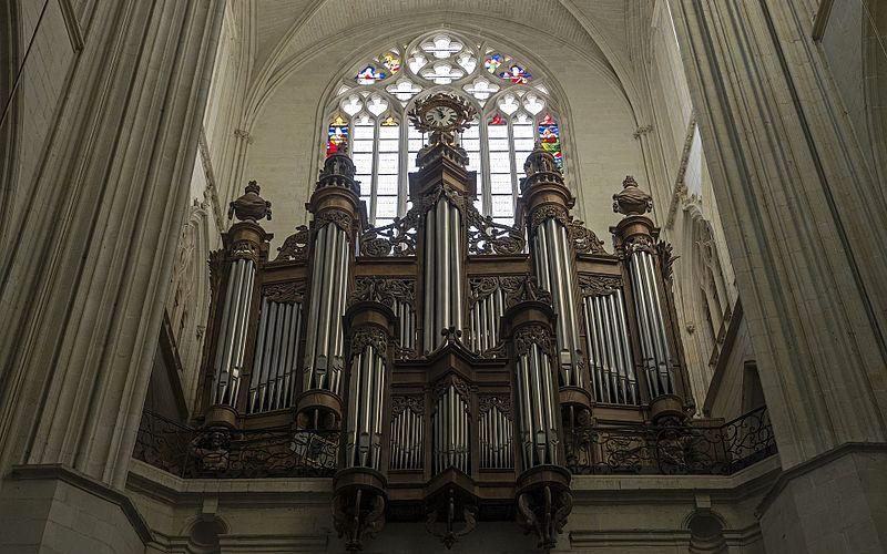 Guérande : un concert pour le Grand Orgue de la Cathédrale de Nantes