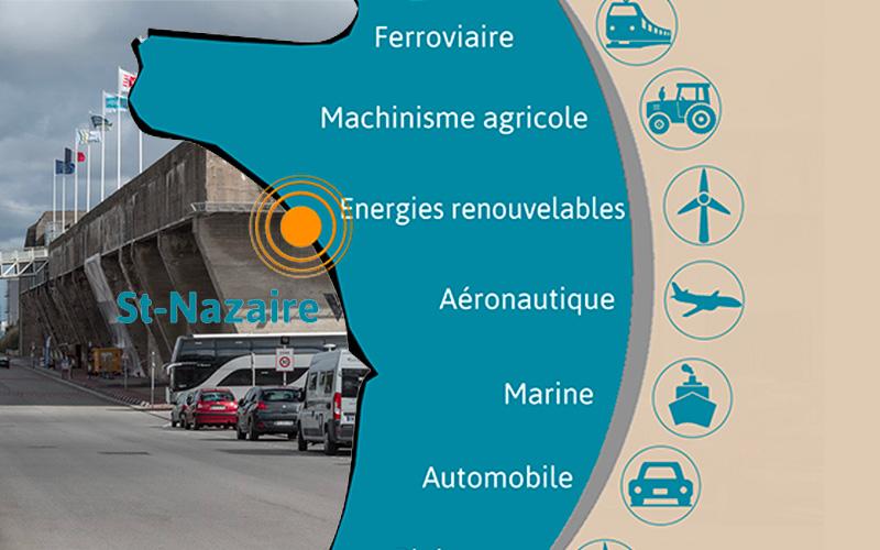 Saint-Nazaire : un salon sur la relocalisation industrielle en octobre