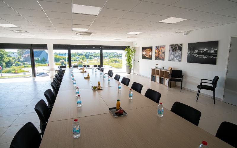 Saint-Nazaire : ouverture d'un espace de locations de salles pour entreprises