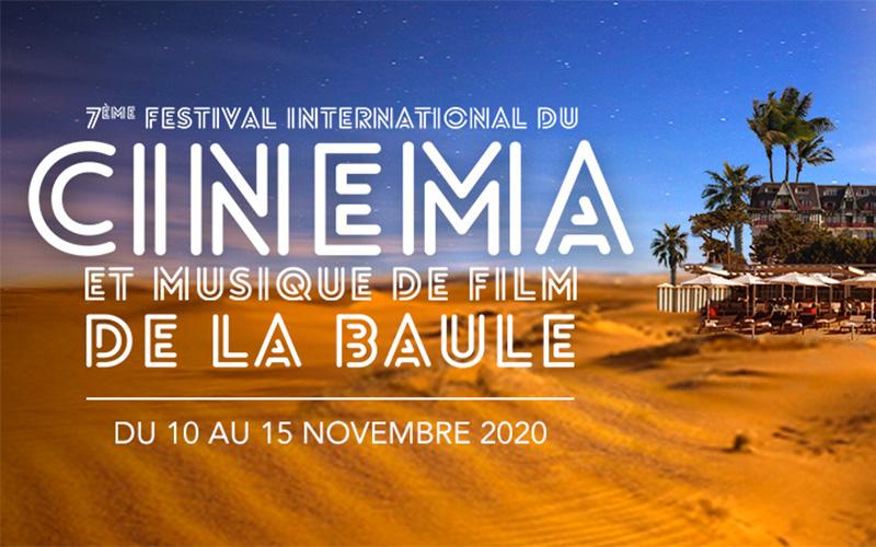 La Baule : le Festival du Cinéma et Musique de Film reporté à juin 2021