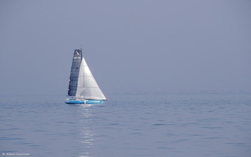 Solitaire du Figaro : suivez en direct la progression des bateaux vers Saint-Nazaire