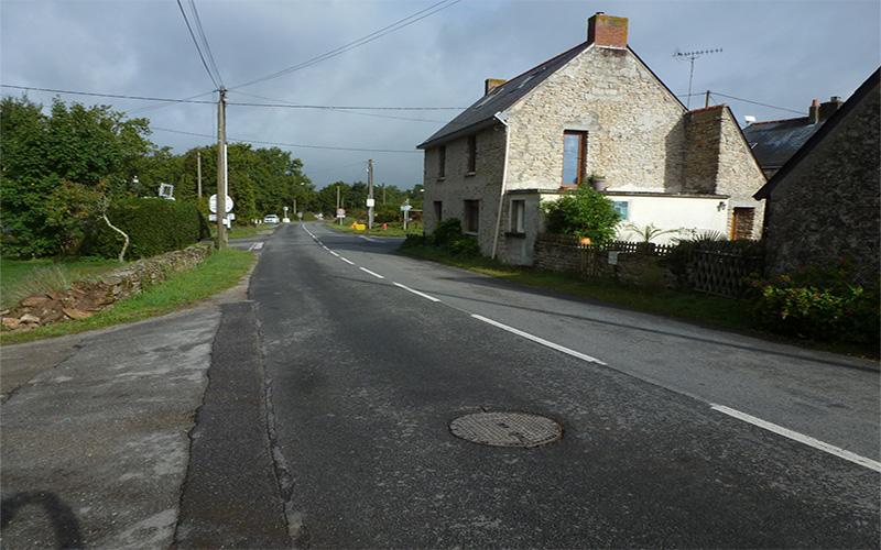 Guérande : la route de Cogea interdite à la circulation du 5 au 9 octobre