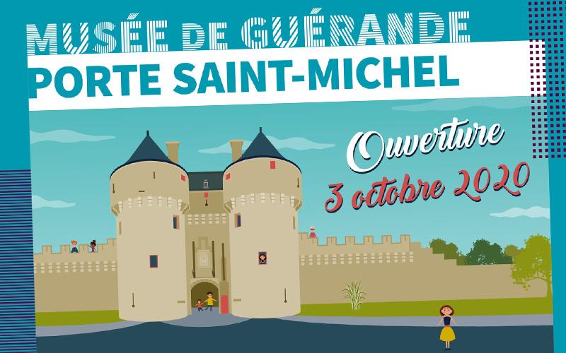Guérande : le musée de la Porte Saint-Michel rouvre après 9 ans de travaux