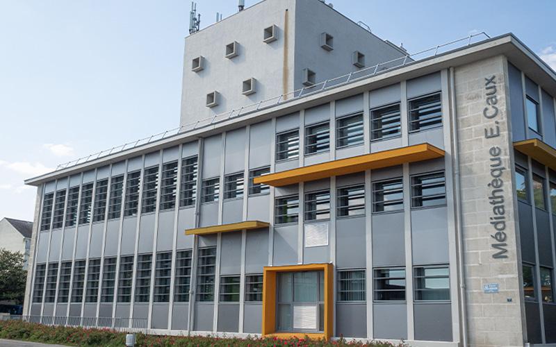 Saint-Nazaire : fermeture de la Médiathèque du 2 au 12 octobre