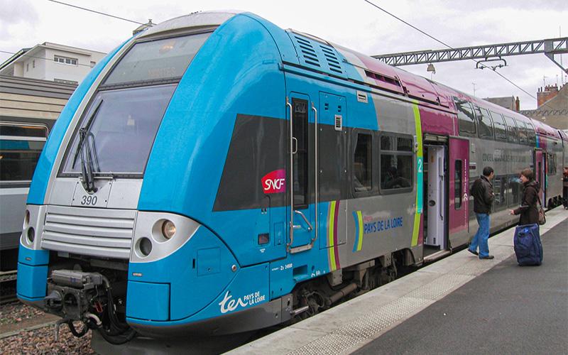 Tempête Alex : la ligne ferroviaire coupée entre Le Croisic et Saint-Nazaire