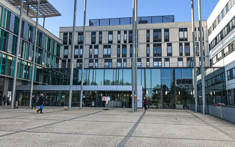 Saint-Nazaire : de nouvelles mesures pour visiter les patients hospitalisés
