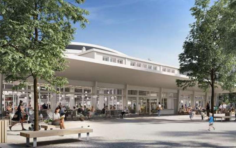 Réhabilitation des halles de Saint-Nazaire : le projet définitif dévoilé