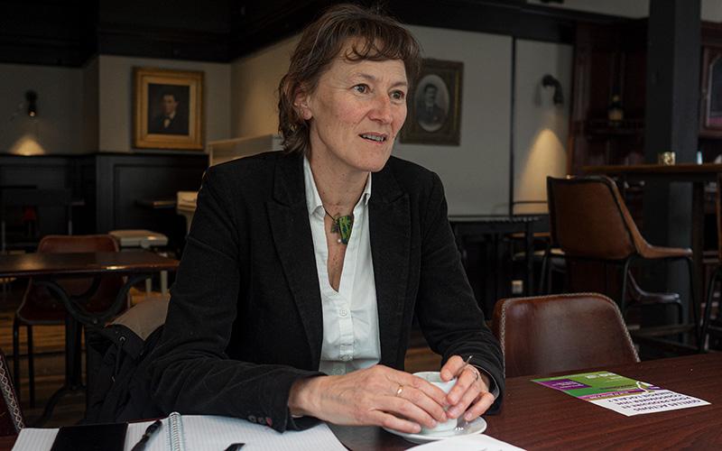 Saint-Nazaire : Pascale Hameau quitte le Conseil Municipal