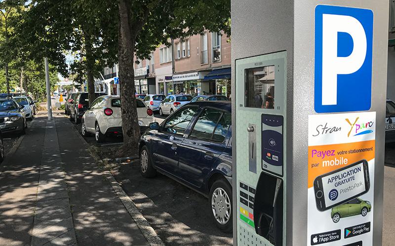 """Stationnement à Saint-Nazaire : """"la solidarité pour les commerçants"""" vue par la mairie"""