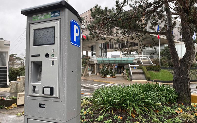 La Baule : le stationnement gratuit deux heures en soutien aux commerçants