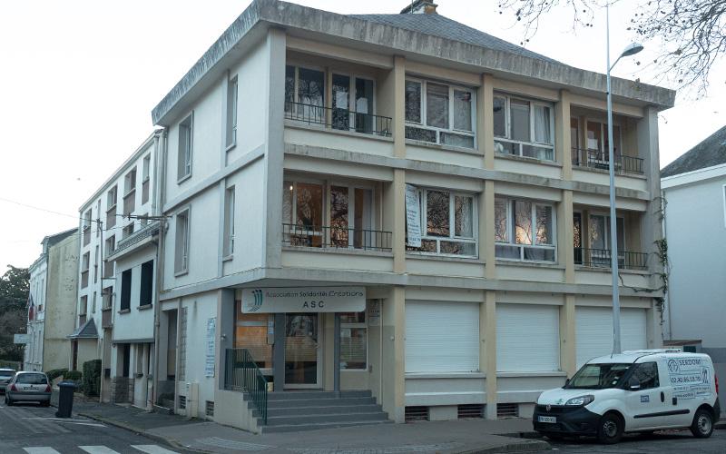 Saint-Nazaire : appel à projet pour la création d'une auberge de jeunesse