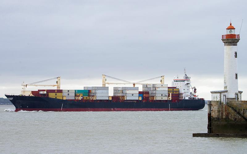 Port de Nantes Saint-Nazaire : le trafic baisse sur l'année 2020