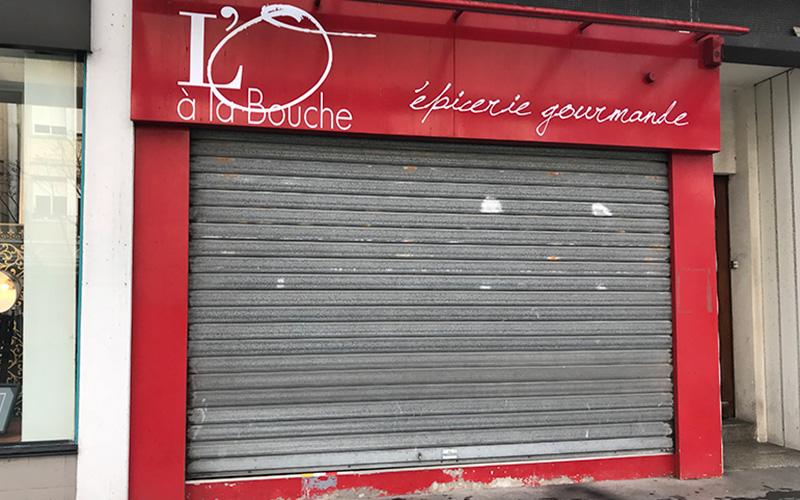 Saint-Nazaire : l'épicerie fine l'O à la Bouche a baissé le rideau