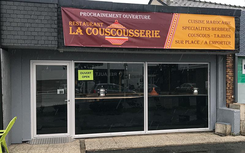 Trignac : ouverture prochaine du restaurant La Couscousserie