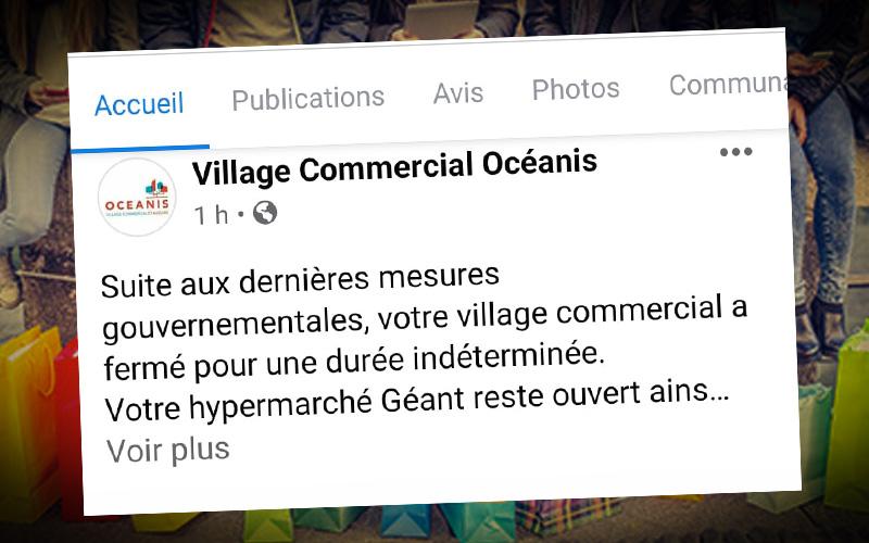Océanis Saint-Nazaire : confusion autour de la fermeture du centre commercial