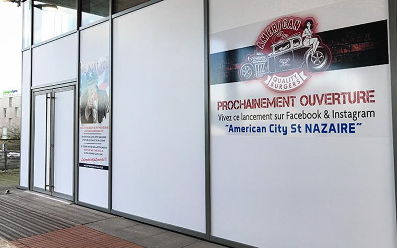 Saint-Nazaire : bientôt un restaurant American City au Ruban Bleu