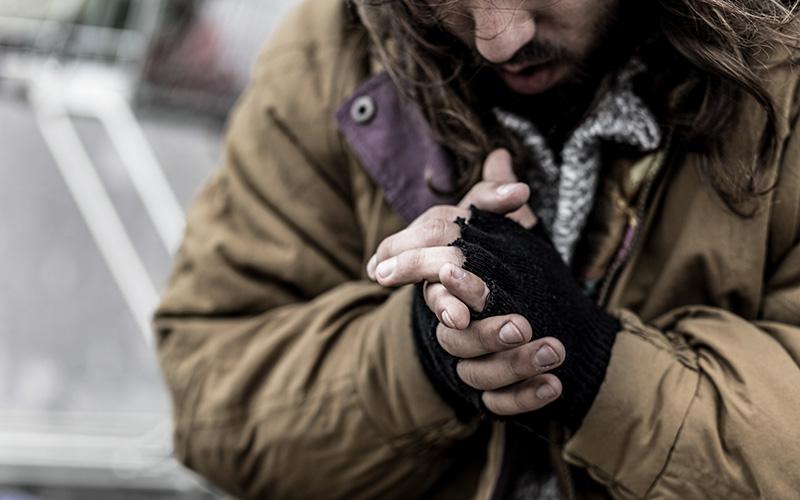 Grand froid à Saint-Nazaire : reprise des maraudes de la Protection Civile