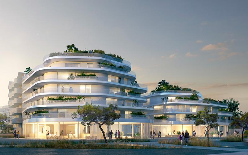 Pornichet : le projet immobilier à la place de la station Total dévoilé