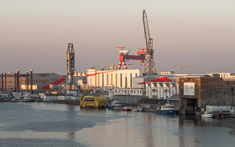 Saint-Nazaire : Chantiers de l'Atlantique recrute