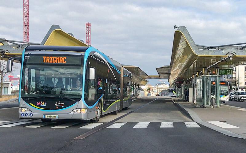Saint-Nazaire : baisse annoncée des tarifs de bus pour les faibles revenus