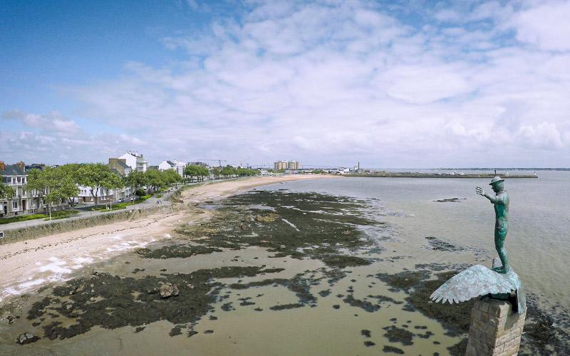 Saint-Nazaire classée 11ème ville de France où il fait bon vivre