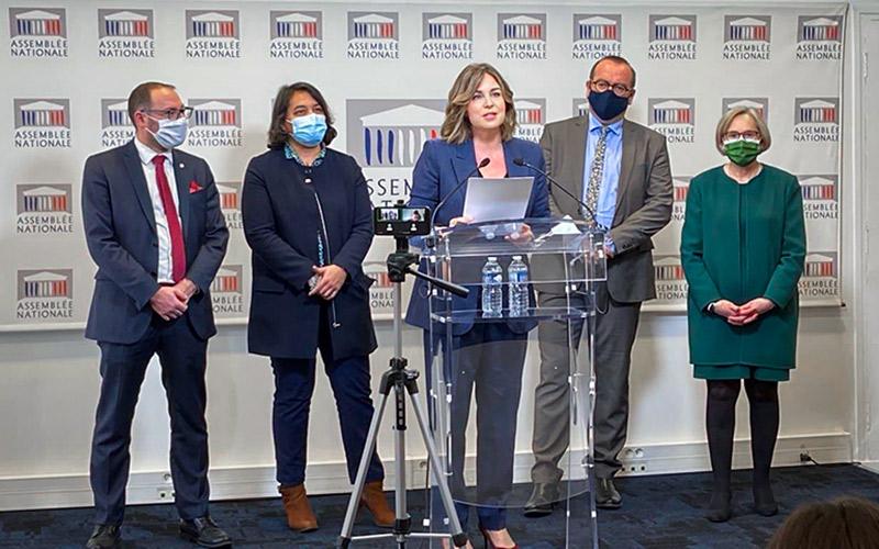 Saint-Nazaire : la députée dépose une proposition de loi contre l'âgisme