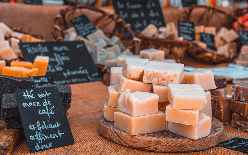 Pornichet : un marché de printemps sur le Parvis des Océanes