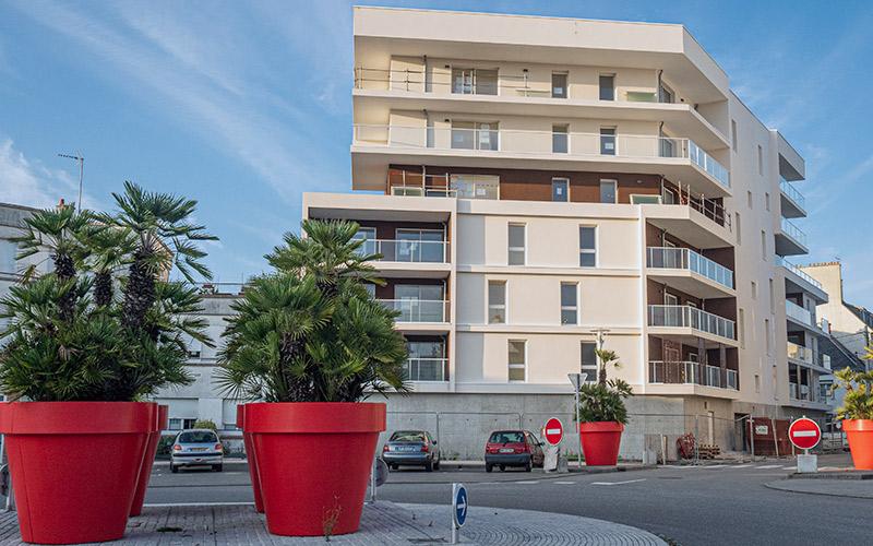 Immobilier neuf : Saint-Nazaire a la cote auprès des promoteurs