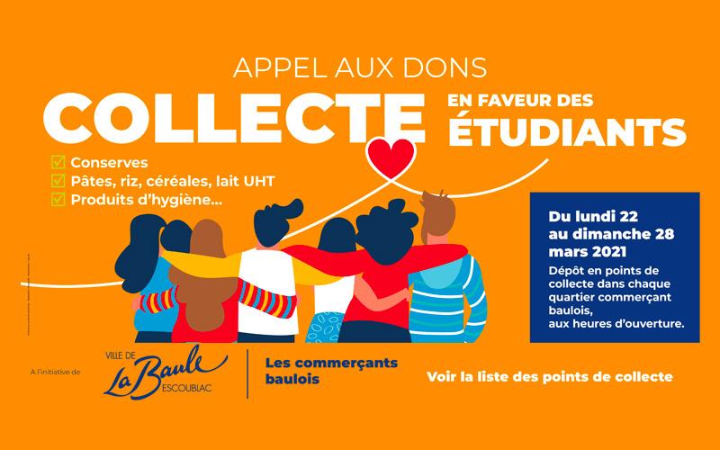 La Baule et Saint-Nazaire : les commerçants solidaires des étudiants