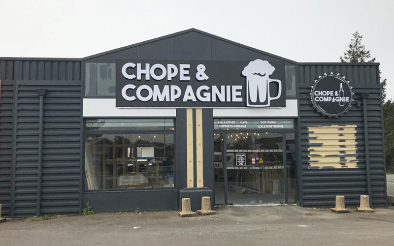 Trignac : ouverture prochaine de Chope et Compagnie
