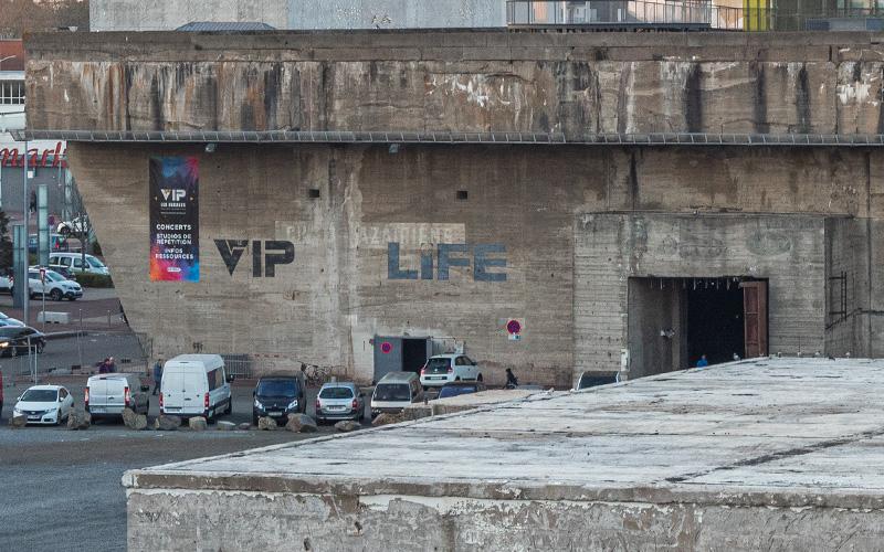 Saint-Nazaire : ouverture d'un centre de vaccination au LIFE