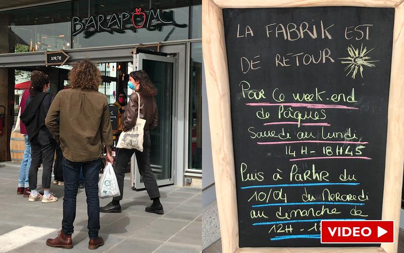 Saint-Nazaire : la vie reprend place du Commando