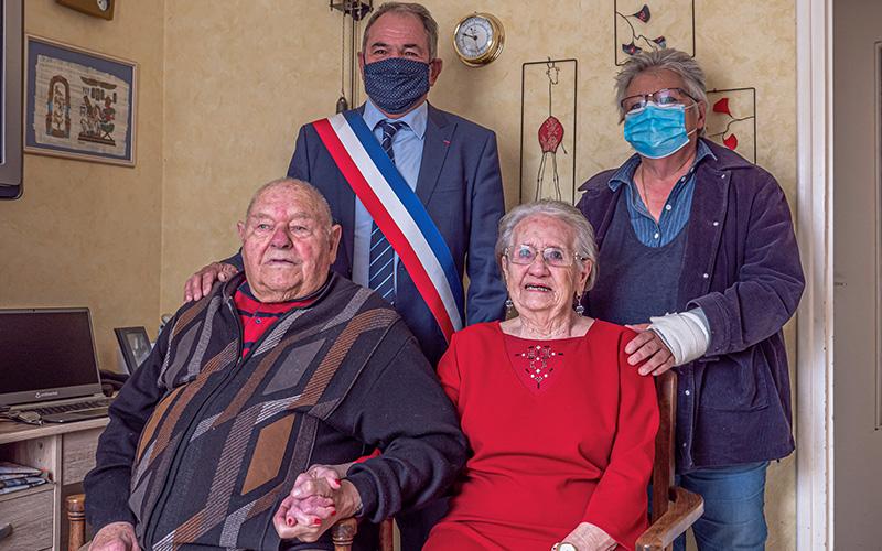 Une habitante de Pornichet fête ses 100 ans !
