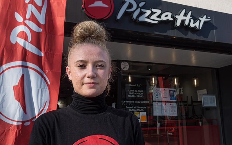 Saint-Nazaire : un nouveau départ pour le restaurant Pizza Hut