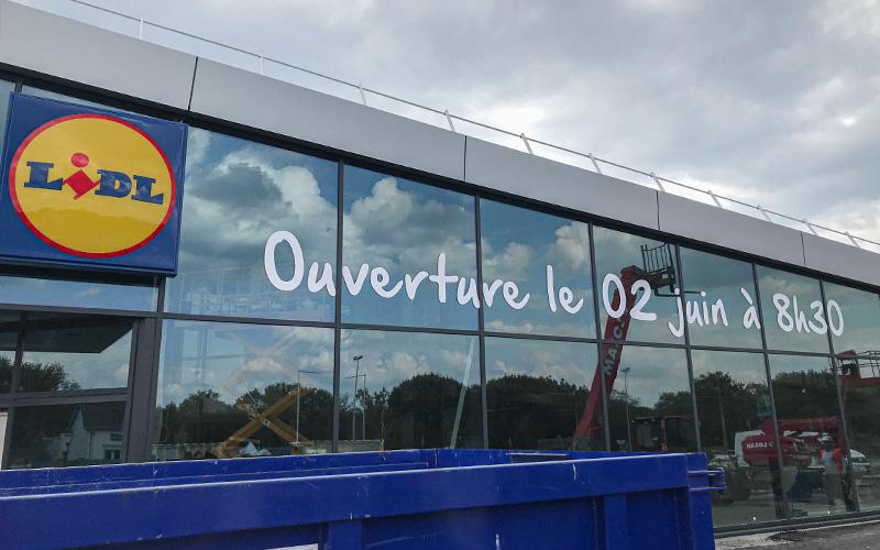 Saint-Nazaire : ouverture du nouveau Lidl le mercredi 2 juin