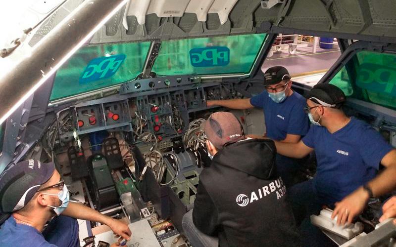 Airbus : les sites de Saint-Nazaire, Nantes et Stelia Aerospace bientôt sous une même société