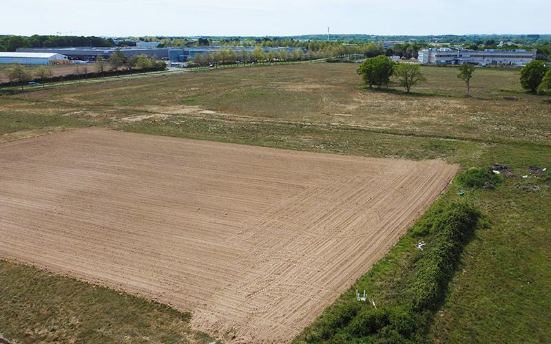 Saint-Nazaire : projet d'extension de la zone de Brais