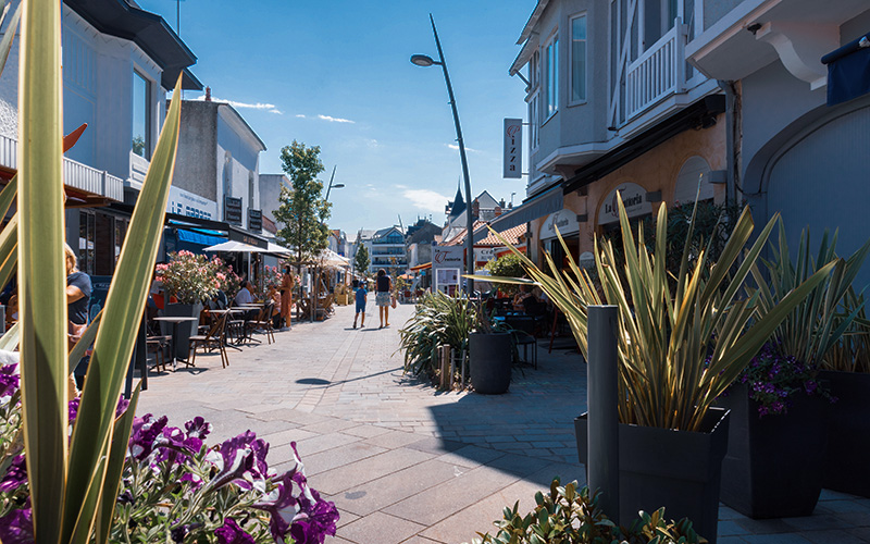 Pornichet : la ville autorise l'extension gratuite des terrasses